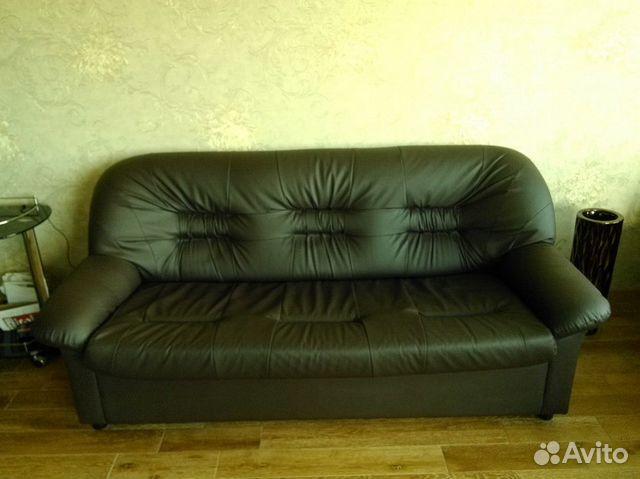 Диван и 2 кресла мягкая мебель