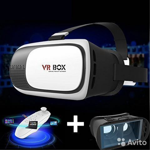 Купить виртуальные очки на авито в саратов продам очки виртуальной реальности в ижевск