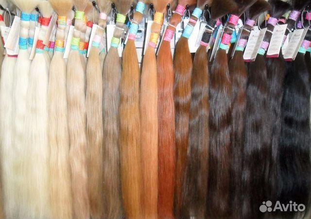 Где купить натуральные волосы для наращивания