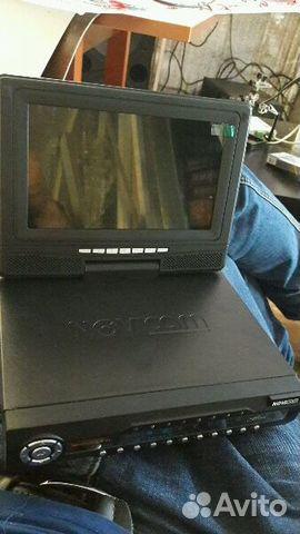 Видеорегистратор для аналоговых видеокамер