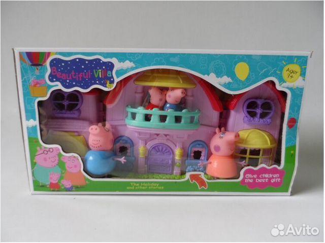 Peppa pig dollhouse online games