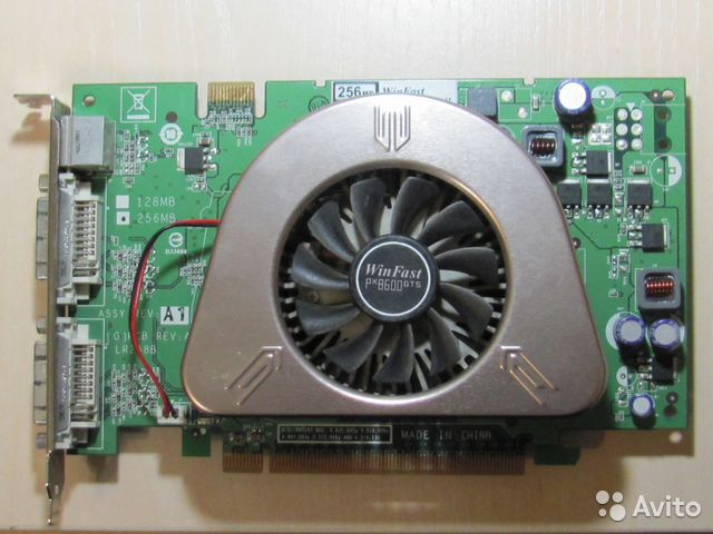 Leadtek WinFast PX8600 GTS Drivers Download Free