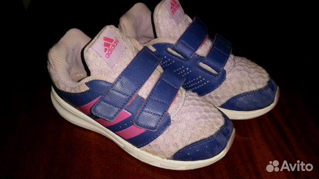 6167bf27 Продам детские кроссовки