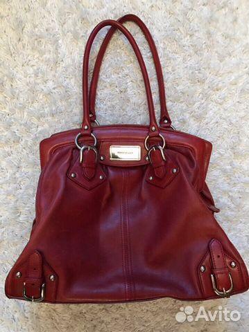 dcfb1120f883 Кожаная сумка Karen Millen | Festima.Ru - Мониторинг объявлений