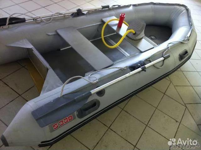 лодка скат s330 цена