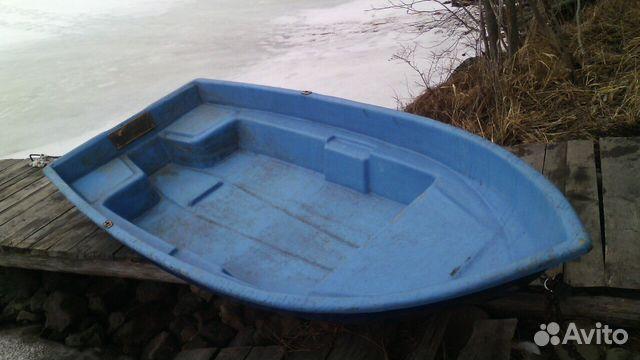 лодка полиэтиленовая авито