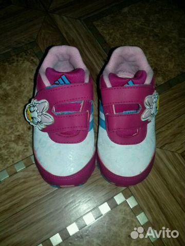 Детские кроссовки Adidas оригинал 89231409967 купить 1