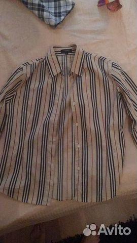 499981145089 Рубашка Burberry оригинал купить в Санкт-Петербурге на Avito ...