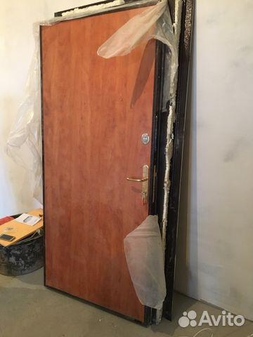 дверь металлическая 2100