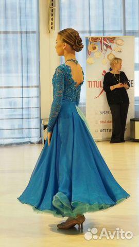 Бальные платье на авито