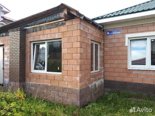 Коттедж 130 м² на участке 12 сот.— фотография №2