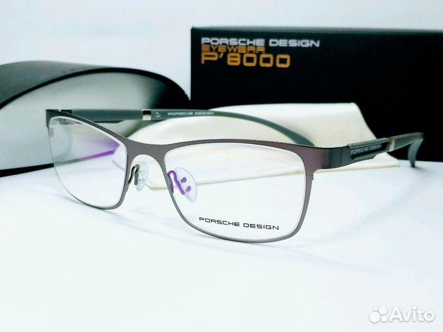 Очки мужские оправа брендовая очки порше Porsche 9   Festima.Ru ... 4d5c7ab8987