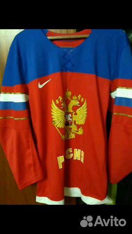 1cf72dc2 Хоккейный Свитер Nike   Festima.Ru - Мониторинг объявлений