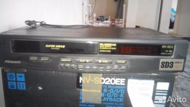 VCR Panasonic 89531199434 buy 1