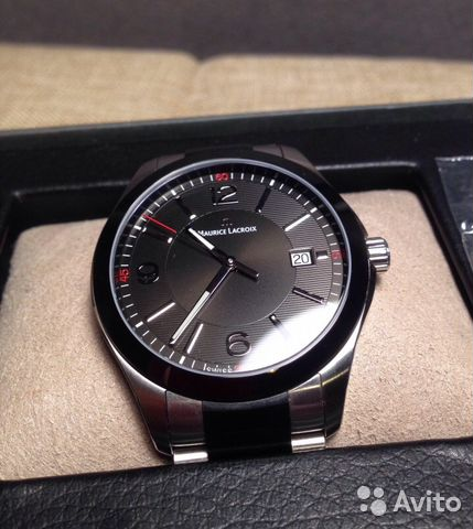 b60e4c08 Швейцарские Часы Maurice Lacroix | Festima.Ru - Мониторинг объявлений