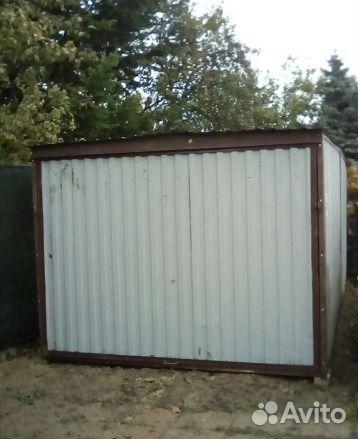купить разборной гараж бетонный