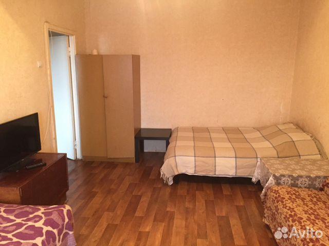 1-room apartment, 32 m2, 4/9 FL.