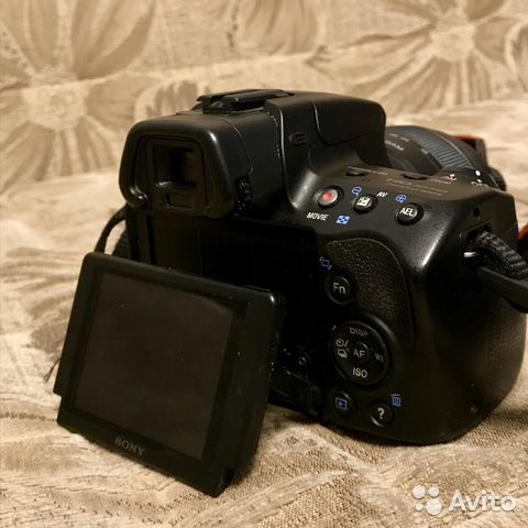 Фотоаппарат Sony A37 купить 4