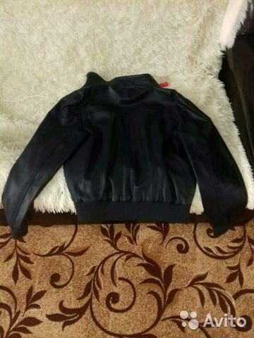 Leather jacket 89157419210 buy 2