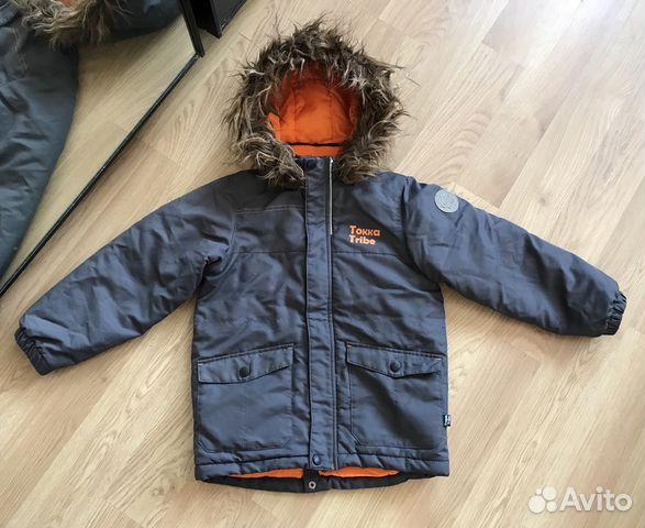 Куртка из Детского Мира зимняя купить 4