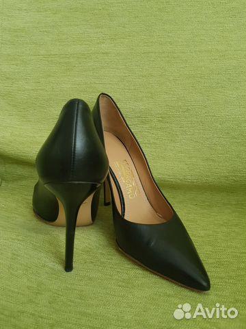 d4b0a9864 Туфли черные Salvadire Ferragamo   Festima.Ru - Мониторинг объявлений