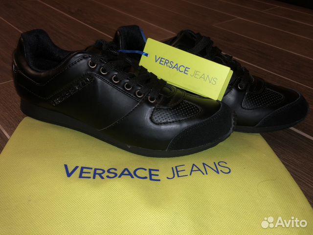 8b17f337f240 Кроссовки Versace Jeans оригинал   Festima.Ru - Мониторинг объявлений