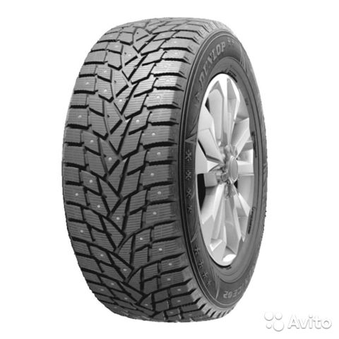 Зимняя шина 185/65/15 dunlop SP winter ICE 02 Шип 89682662888 купить 1