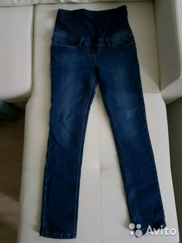 26cc905454ef Джинсы для беременных - Личные вещи, Одежда, обувь, аксессуары -  Ханты-Мансийский АО, Нижневартовск - Объявления на сайте Авито