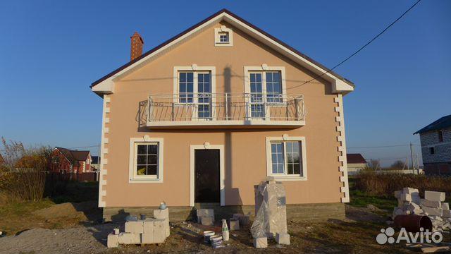 Дом 180 м² на участке 5.5 сот. 89110702040 купить 2