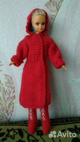 одежда вязаная для барби и подобных кукол купить в нижегородской