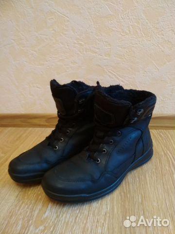 6f8b07ac5 Ботинки Ecco в отличном состоянии, Эко купить в Нижегородской ...