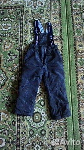Продам куртку и штаны детские купить 3