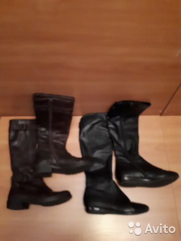 619fea42 Сапоги и ботинки женские размер 35-36-37 купить в Москве на Avito ...
