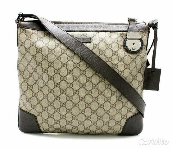 12a7921d495c Мужская сумка через плечо Gucci (Гуччи ) Оригинал | Festima.Ru ...