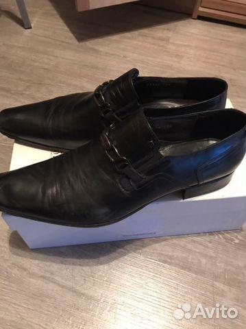 b8a2f7049 Итальянские мужские туфли р 44 купить в Забайкальском крае на Avito ...