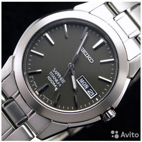 factory price 035d9 9e103 Seiko Titanium Sapphire SGG731P1 и SGG729P1 новые купить в ...