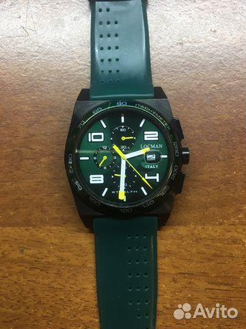 Мужские итальянские наручные часы Locman