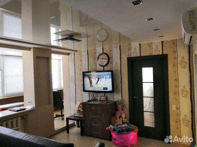 Продается двухкомнатная квартира за 2 450 000 рублей. Студенческий проезд, 3А.