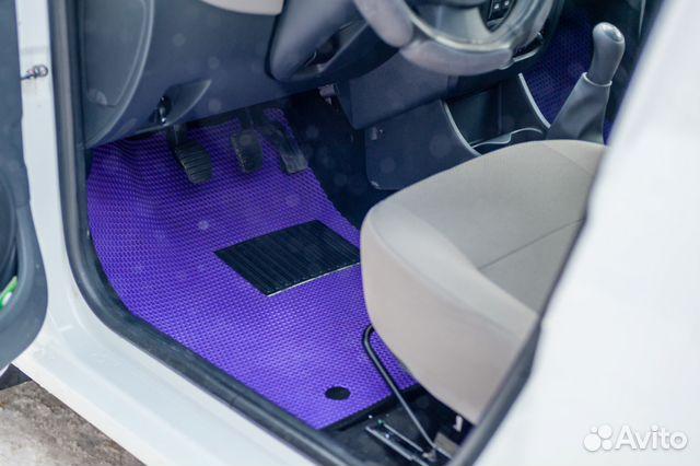 Автоковрики EVA (ева коврики) от производителя купить в Перми | Запчасти |  Авито