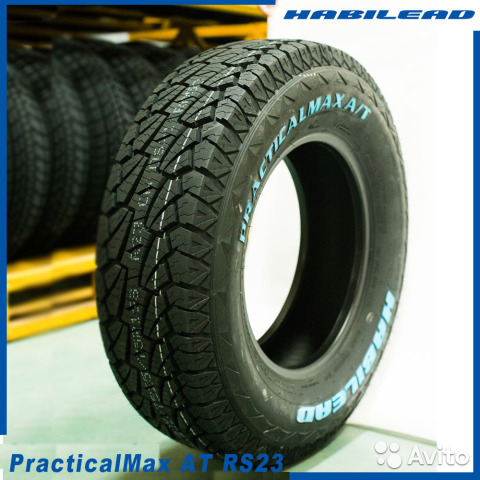 Habilead RS23 245/70R16 111T XL— фотография №1