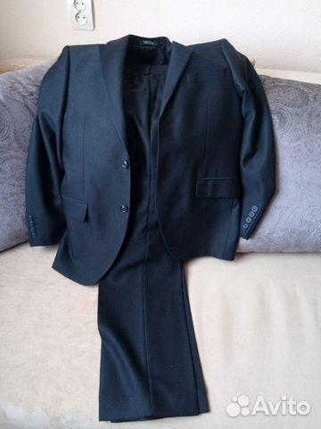 a178475e8d2f Мужской костюм, новый,44-46,рост 2-164 купить в Владимирской области ...