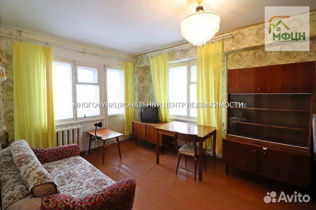 Продается однокомнатная квартира за 1 550 000 рублей. Октябрьский пр-кт, 4в.