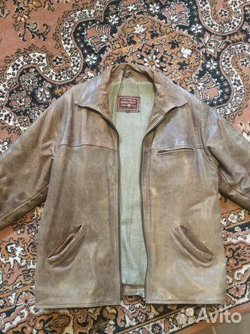 Куртка кожаная 89288175222 купить 3