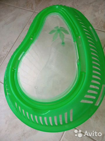 Аквариум для черепахи 89131774444 купить 3