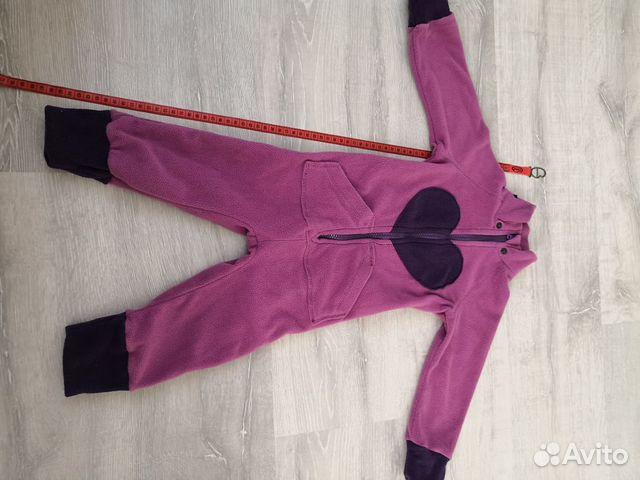 Fleece overall (av poddevom) 89138532542 köp 1