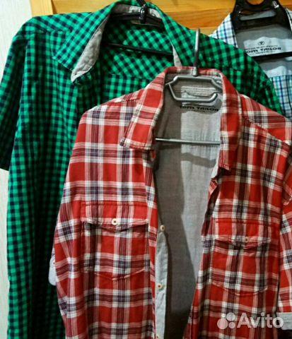 978dea38811 Рубашки мужские Tom Tailor 52-54 (XL - XXL) купить в Московской ...
