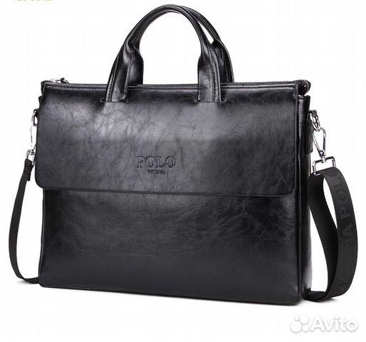78007035b335 Мужская сумка Polo 4 (Поло А4) купить в Республике Татарстан на ...