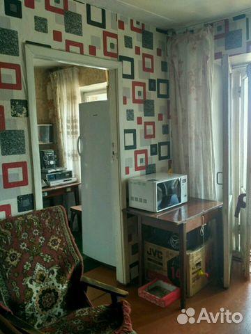 Продается двухкомнатная квартира за 1 500 000 рублей. Нижегородская обл, г Дзержинск, пр-кт Чкалова.