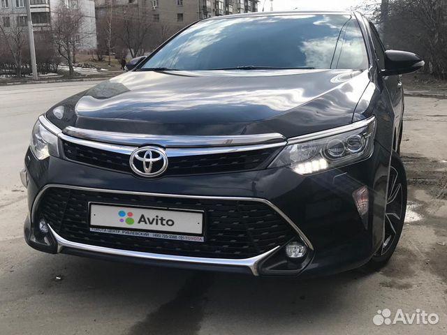 Купить Toyota Camry пробег 32 000.00 км 2017 год выпуска