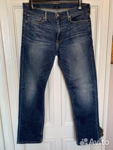 37fd6e4a22c Оригинальные джинсы Levi s 504